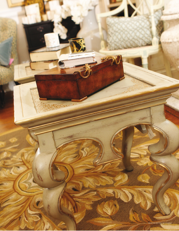 Accent Tables: Accessorize with Style