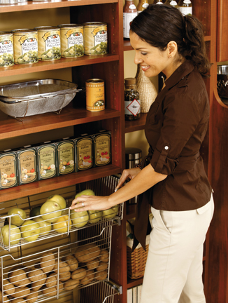 Pantry Perfection: Organized for Optimum Performance