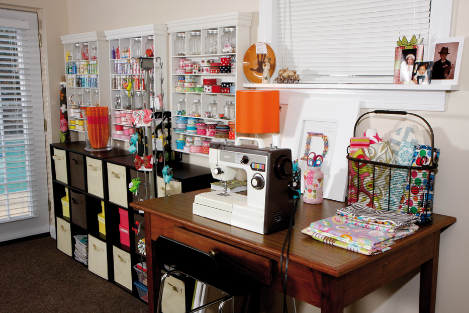 Creation Station: Making Space for Crafts and Hobbies