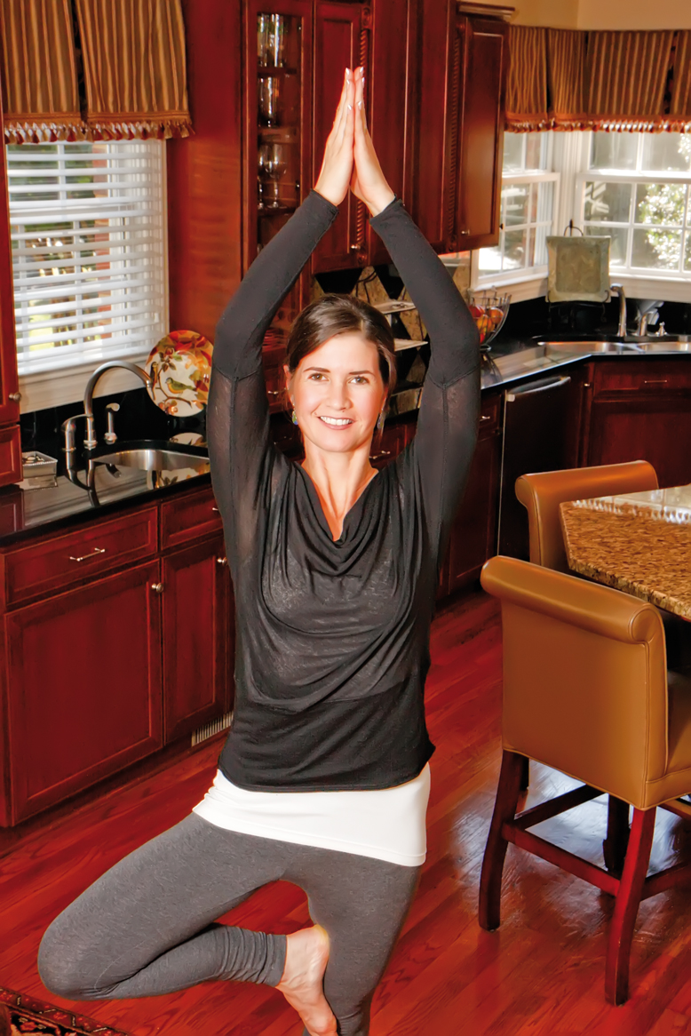 Good Moves: Shape Up, De-stress at Home