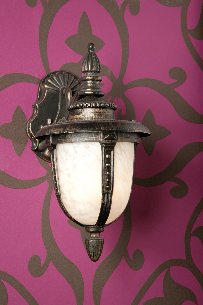 Shining Sconces; add light, mood and drama with this design darling