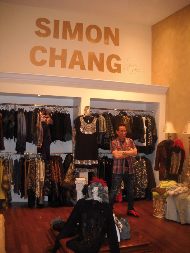 A Passion for Fashion: Simon Chang Visits Central Virginia