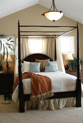 Style My Sleep: Beautiful Beds Balance Comfort and Beauty