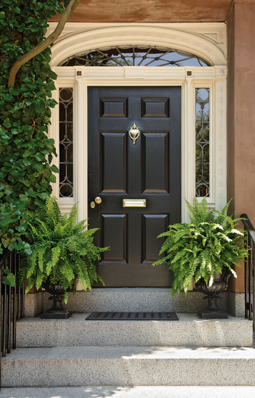 Door Entrances shut the front door!: what you need to know to make a grand