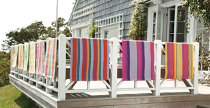 Inside Out: Innovative Textiles Suitable for Indoors or Out