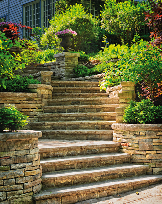Living On The Edge: Softening the Lines Between Hardscapes and Landscapes