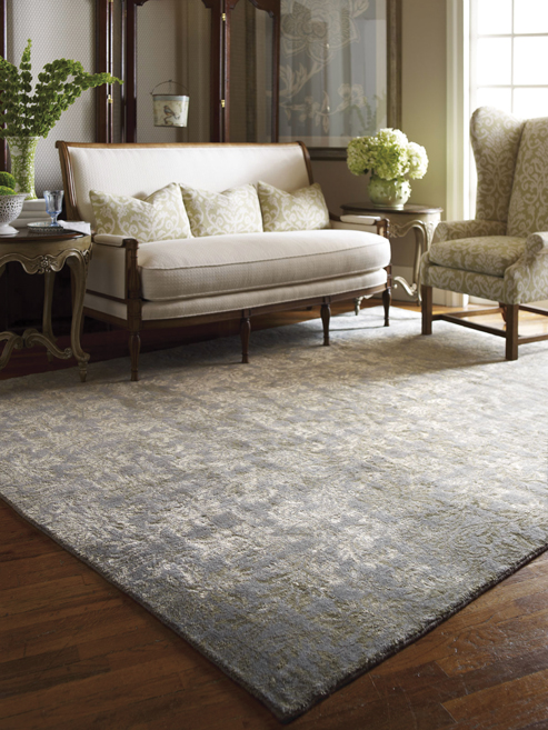 Plush Meets Perfect: How to Choose an Area Rug