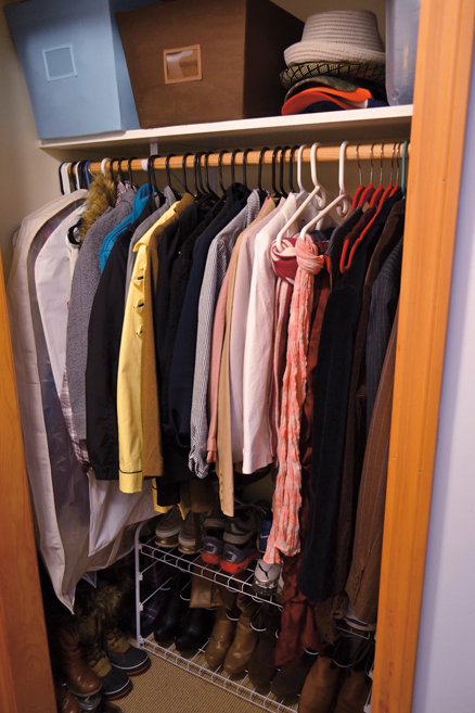 The Ideal Coat Closet: From Dumping Ground to Shipshape