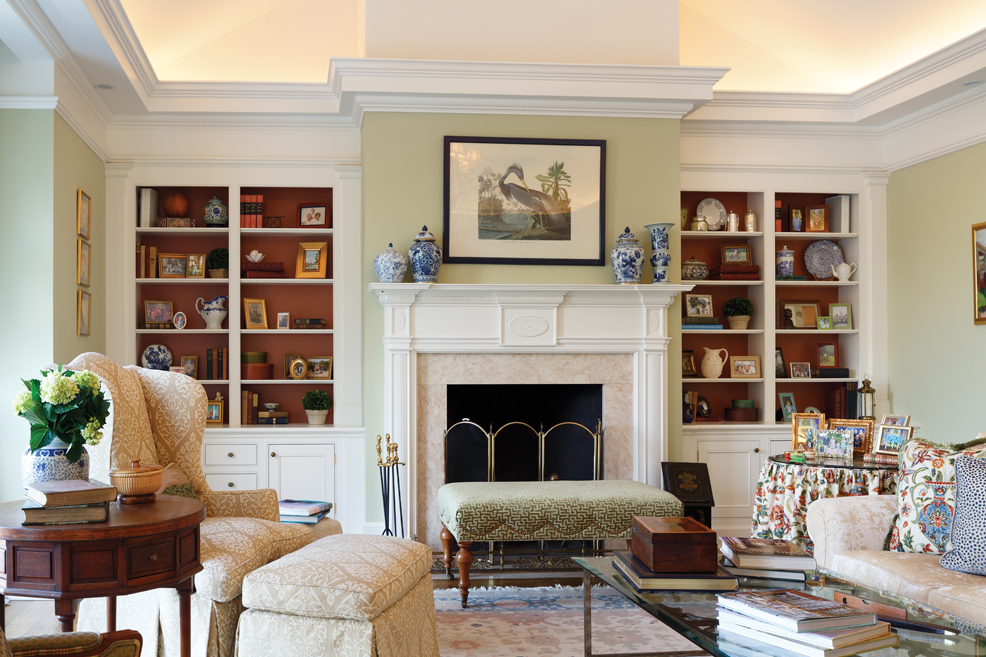 New Year, New Look: Restyle Your Mantel