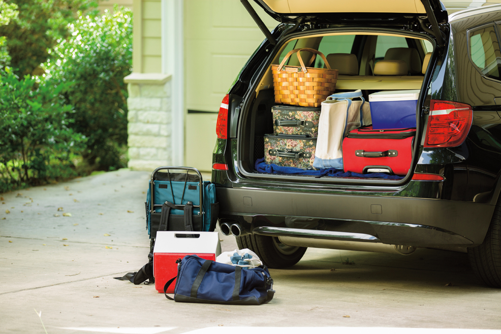Buckle Up, Tidy Up: Stay Organized While Living on the Go