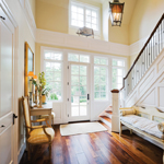 Gracious Foyers: First-class Features for your Home's Entryway