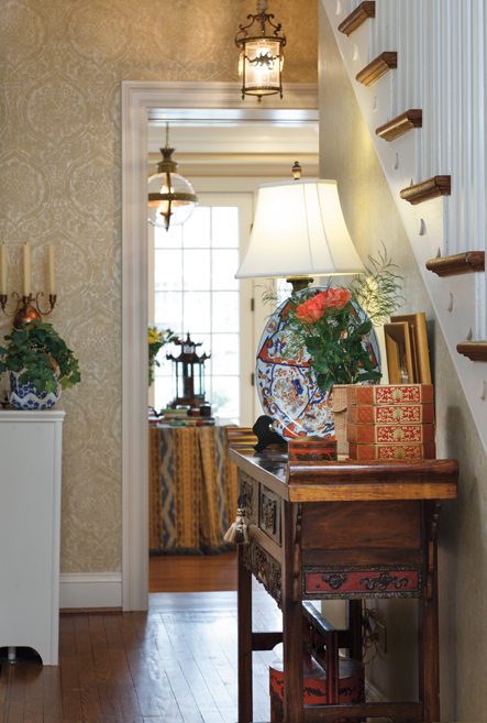 Home Foyer Sa : Gracious foyers first class features for your home s