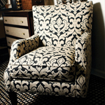 In Pursuit Of The Perfect Chair: What to know before Shopping for Upholstered Furniture
