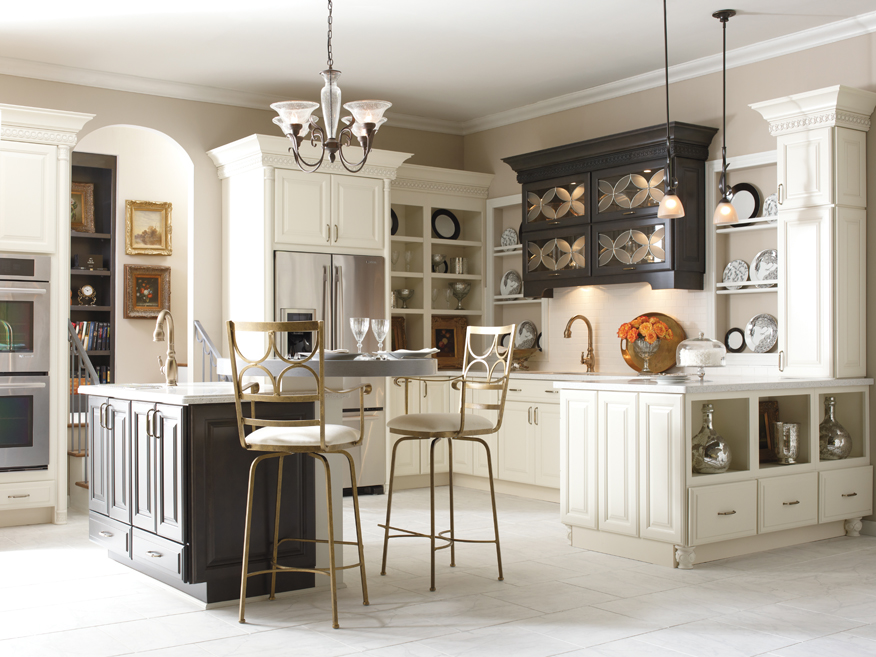 Cornerstone Cabinets And Design. The Kitchen Remodel: Tips For Managing  This Major Overhaul