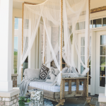 Groove in Your Garden: Porch Swings Add Style and Comfort to Your Outdoor Space