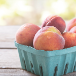 Peach Season! Short but Sweet