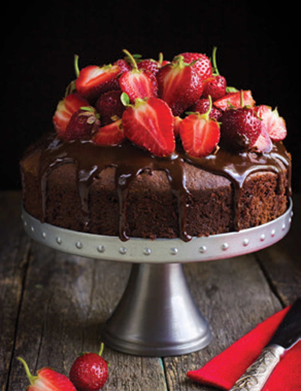 Chocolate cake from beloved birthdays to decadent for Different types of cakes recipes with pictures
