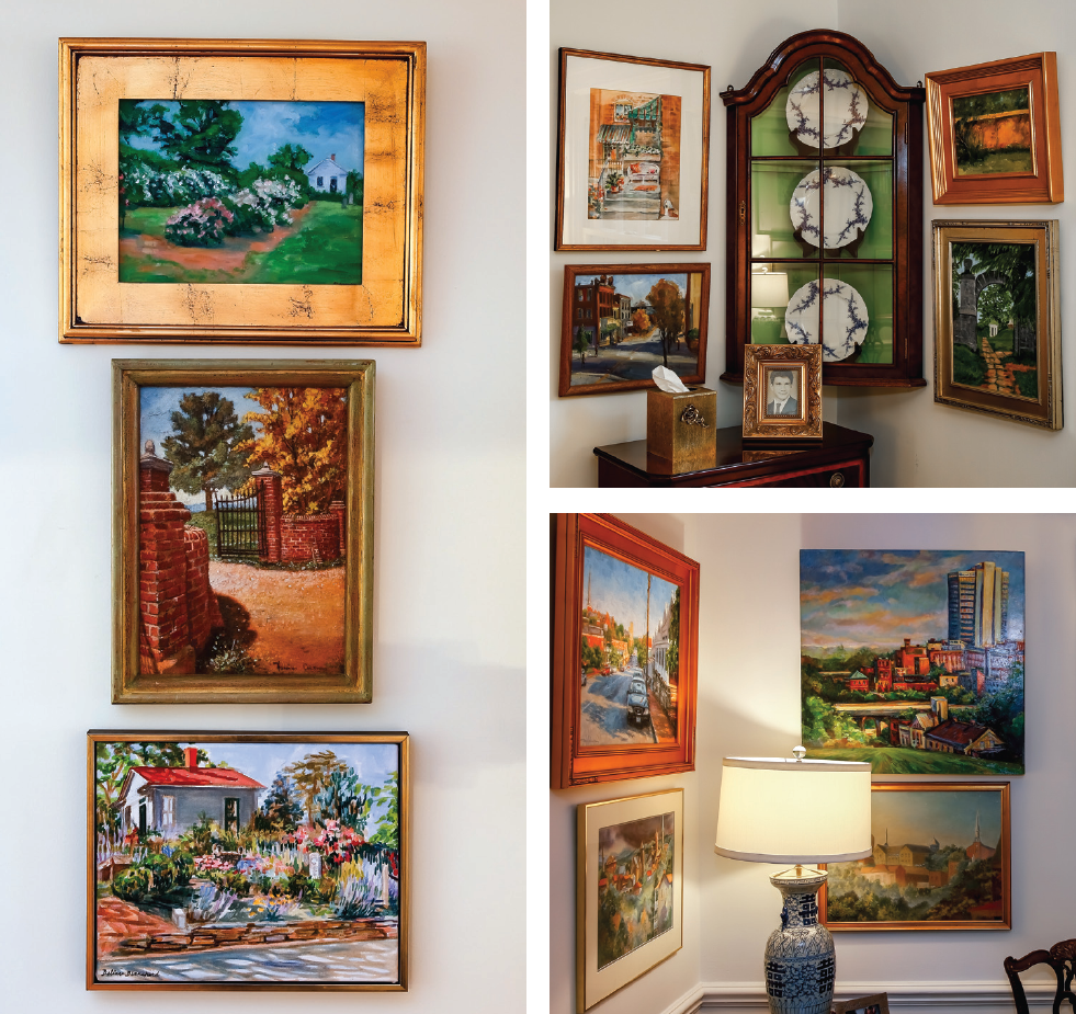 Piece by Piece | Local Aficionados Cultivate Art Collections