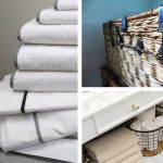LOVE your linen closet | Bed, Bath And Beyond Organization