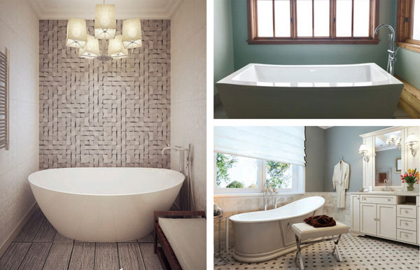 Back In The 18th Century, The Idea Of The Clawfoot Tub Emerged And Became  Increasingly Popular ...