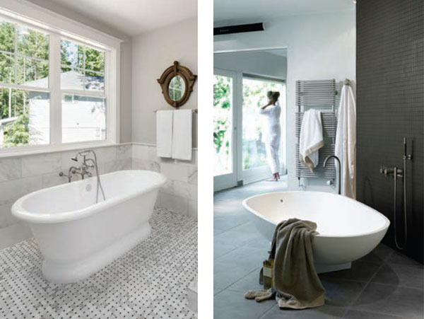 Soak In Style | Freestanding Tubs Offer Sleek Oasis | Central ...