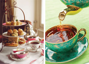 High Tea Tips : High time for tea tips for an elegant afternoon refreshment