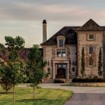 French Country Living | Major Leaguer Hits a Home Run in Goode