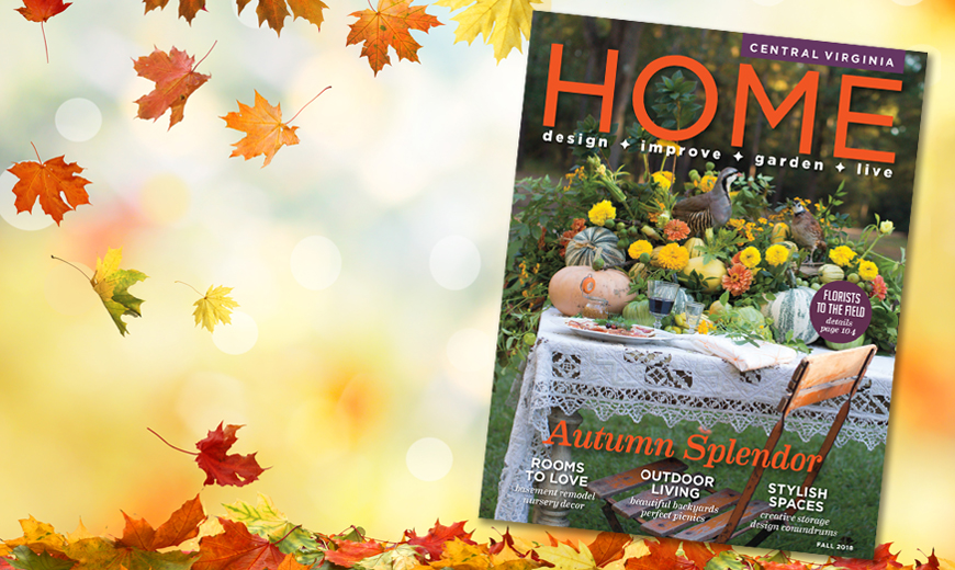 Central Valley Home Magazine Fall 2018