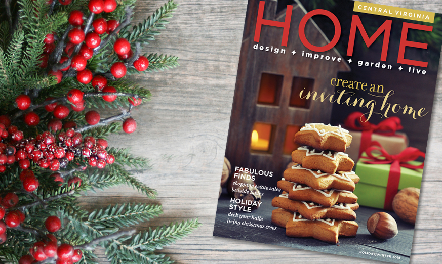 Central Valley Home Magazine Winter 2018