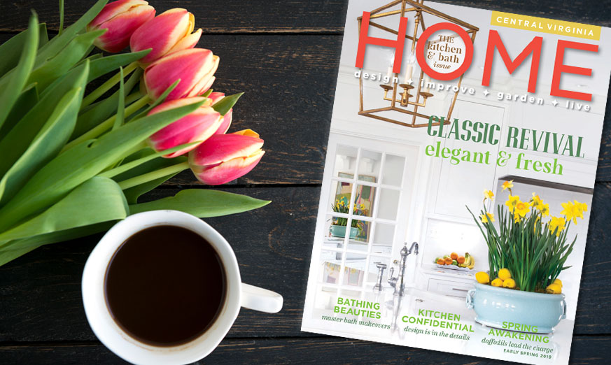 Central Valley Home Magazine Early Spring 2019