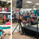 Building Community | At a Home and Garden Show