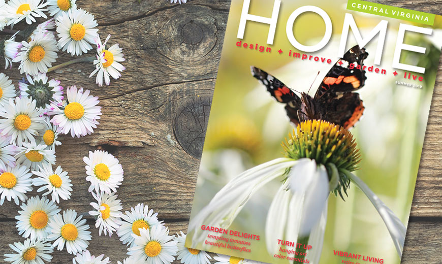 Central Virginia Home Magazine 2019 Summer