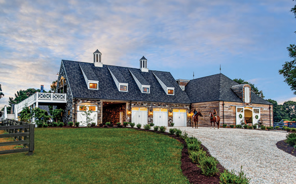 A Barn House in the Country | Farmsteading Family Creates a Dream Estate