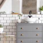 Pump Up the Powder Room | The Home's Smallest Space Can Pack a Big Punch