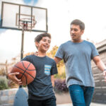 Hoop Dreams | At-Home Sports Courts