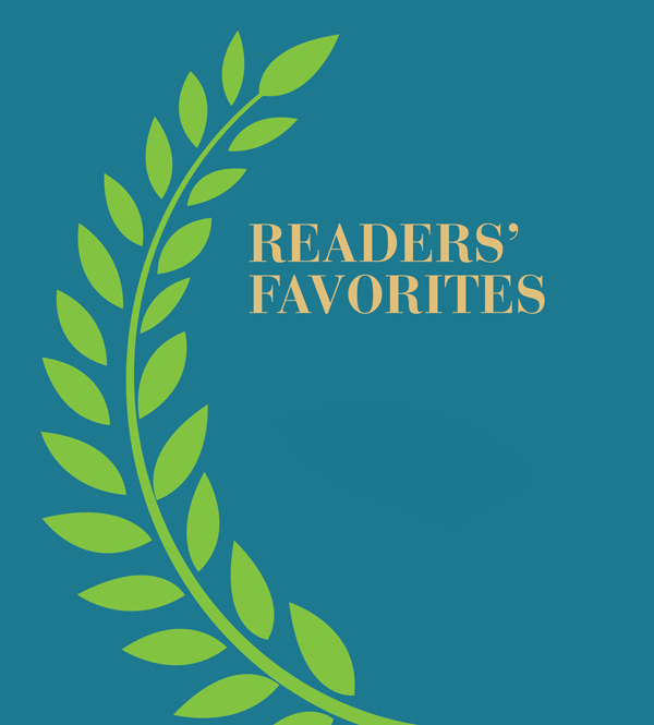 READERS' FAVORITES