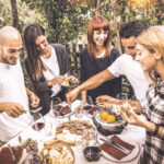 Autumn Al Fresco | Dishes to Warm Up Cool Evenings