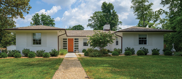 Midcentury Revival | Bringing New Life to a 1950s Home